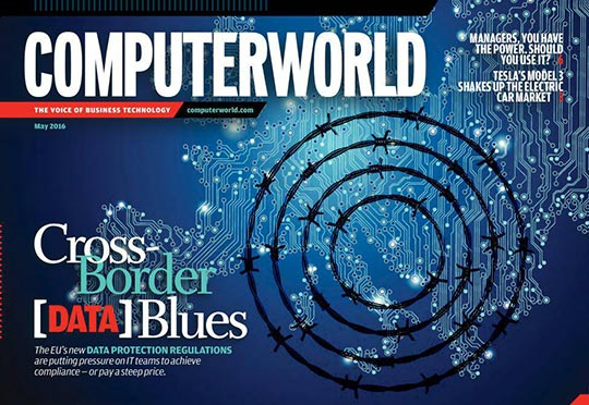 مجله Computerworld - May 2016
