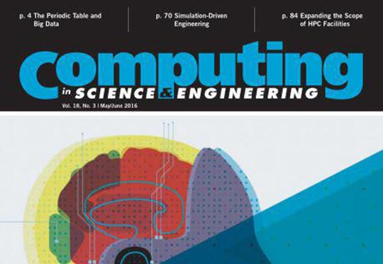 مجله Computing in Science & Engineering