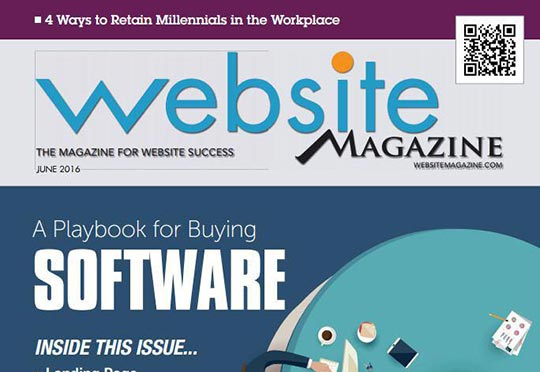 مجله Website Magazine