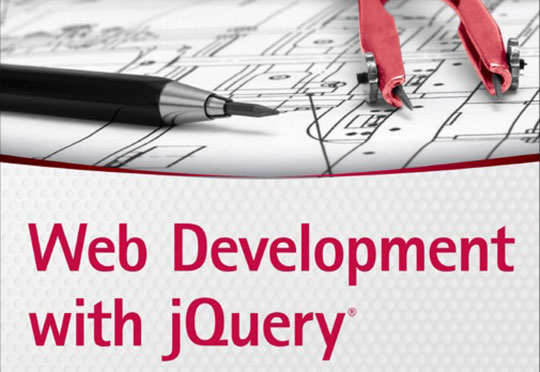 کتاب Web Development With JQuery